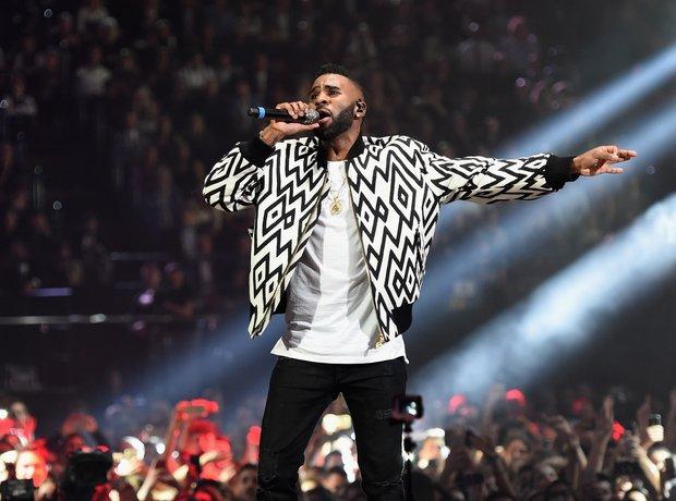 Jason Derulo MTV EMA's 2015 Show