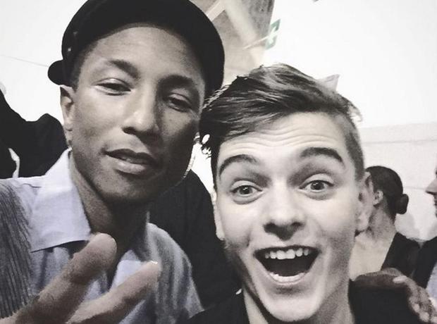 Martin Garrix & Pharrell