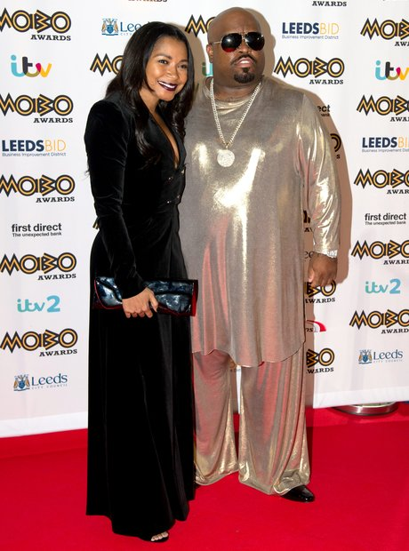 Cee Lo Green MOBO Awards 2015