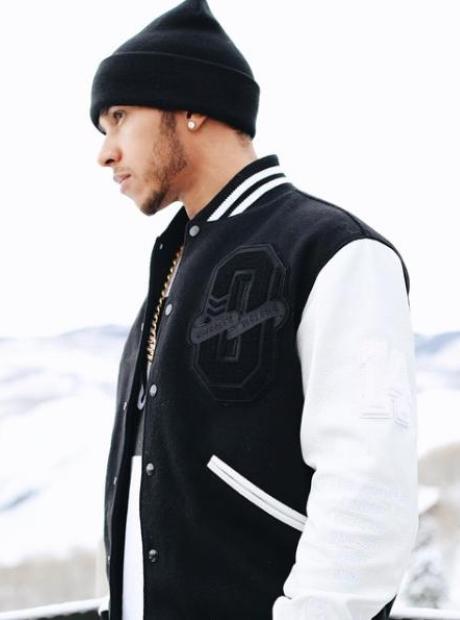 Lewis Hamilton Drake OVO Jacket