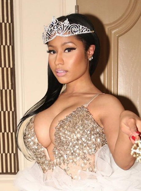 Nicki Minaj Halloween 2015