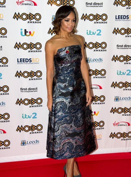 Sarah Jane Crawford MOBO Awards 2015 5