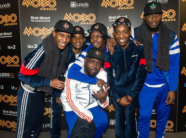 Section Boyz MOBO Awards 2015
