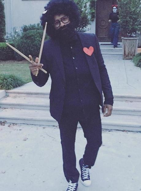 Usher Halloween 2015