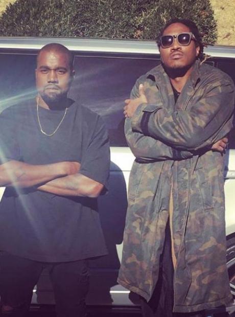 Kanye West Future