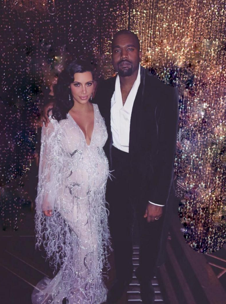 kimye had the great gatsby theme look covered 42 pictures you