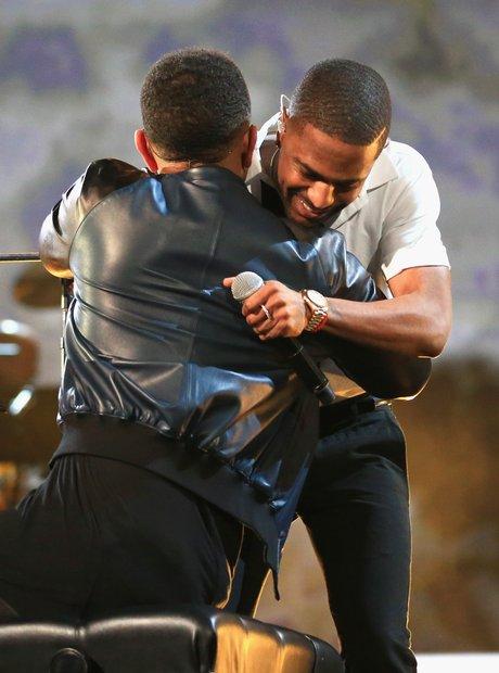 John Legend and Big Sean