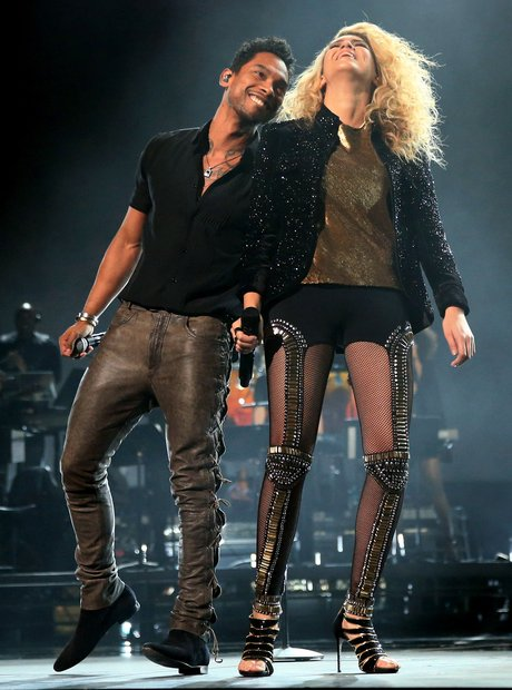 Miguel and Tori Kelly