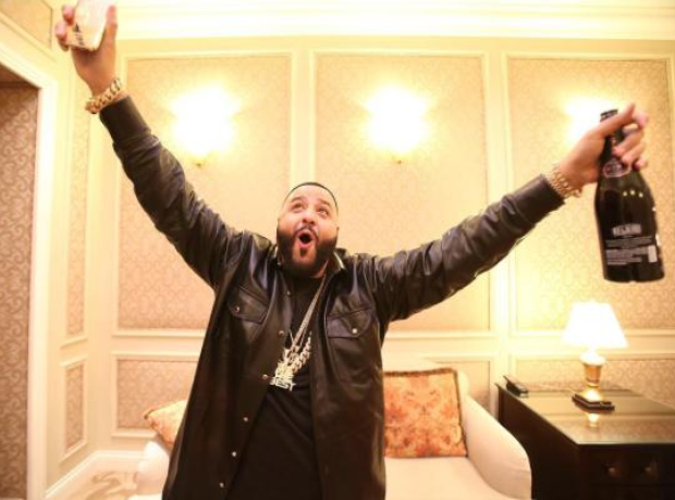 DJ Khaled Birthday Thanksgiving