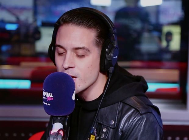 G-Eazy freestyle