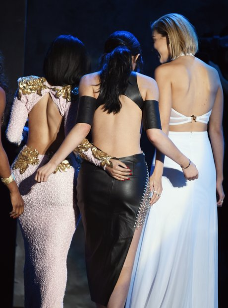 Gigi Hadid and Kylie Jenner, Nicki Minaj American