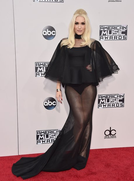 Gwen Stefani American Music Awards 2015