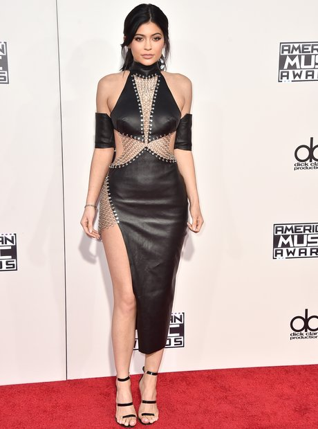 Kylie Jenner American Music Awards 2015
