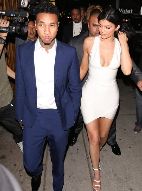 Kylie Jenner and Tyga AMA After Party