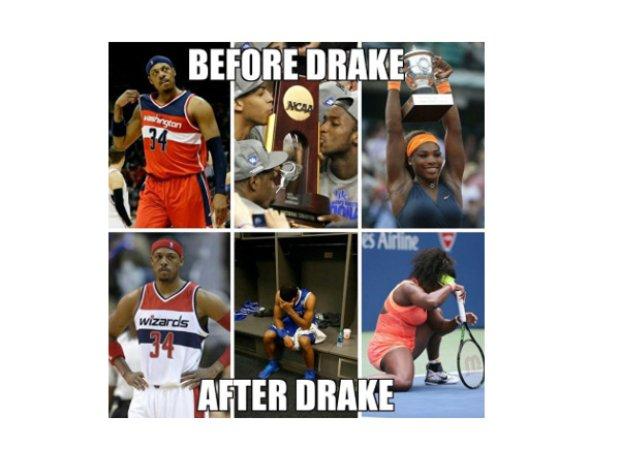 Drake Curse