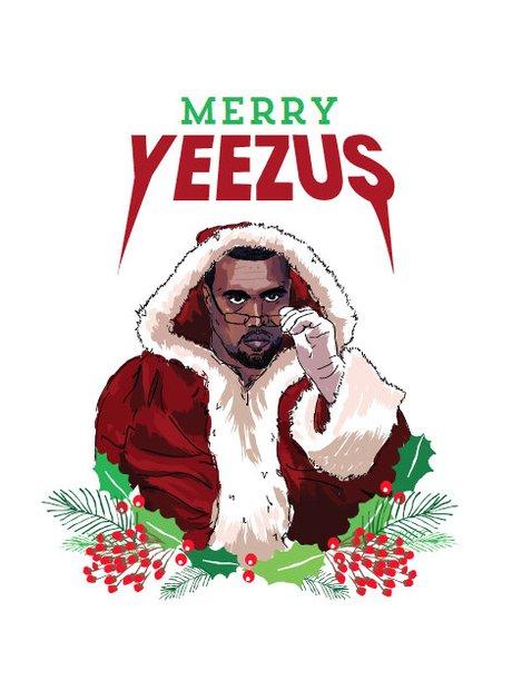 Hip Hop Christmas Cards.