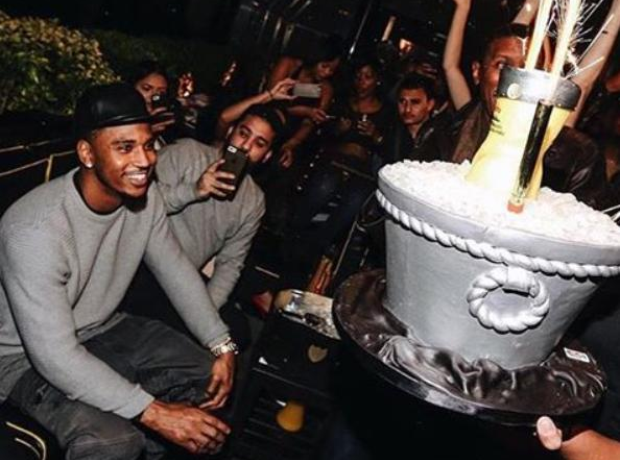 Trey Songz birthday