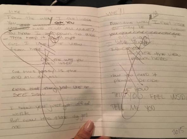 Jhene Aiko Lyric Book