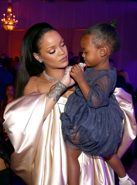 Rihanna and Majesty Diamond Ball
