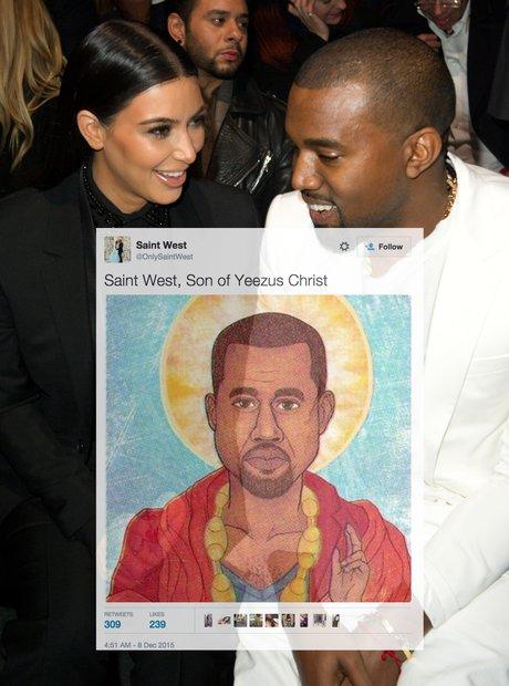 Saint West Twitter Reactions