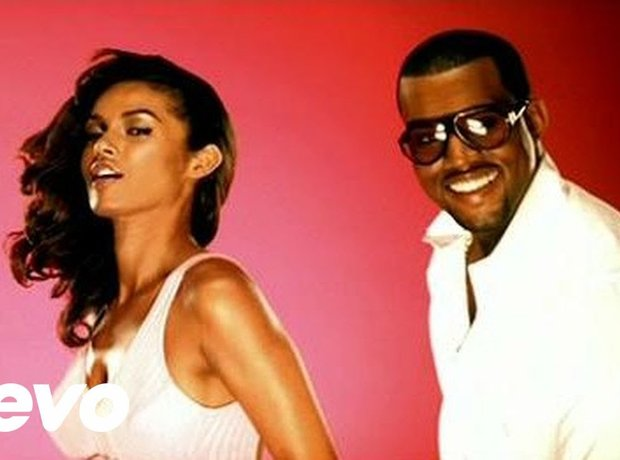 Kanye West Feat Jamie Foxx - Golddigger