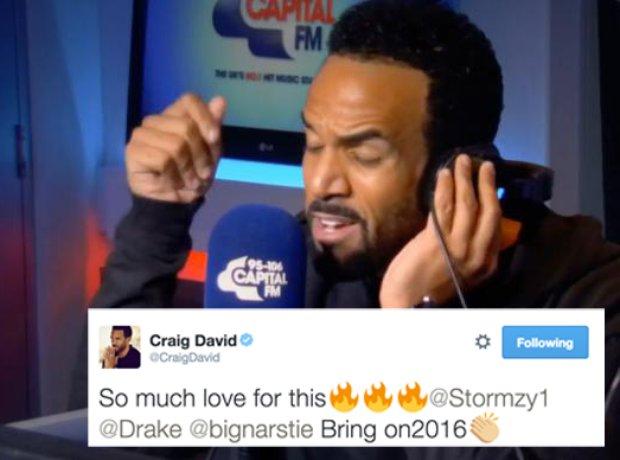 Craig David Original Drake