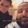 Image 1: DJ Khaled Kim Kardashian Snapchat