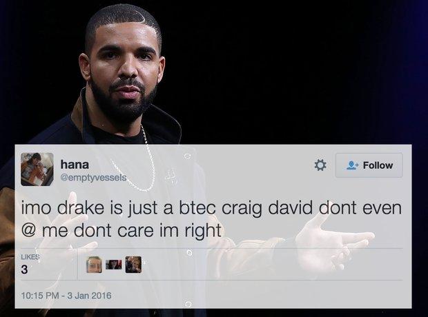 Drake Craig David