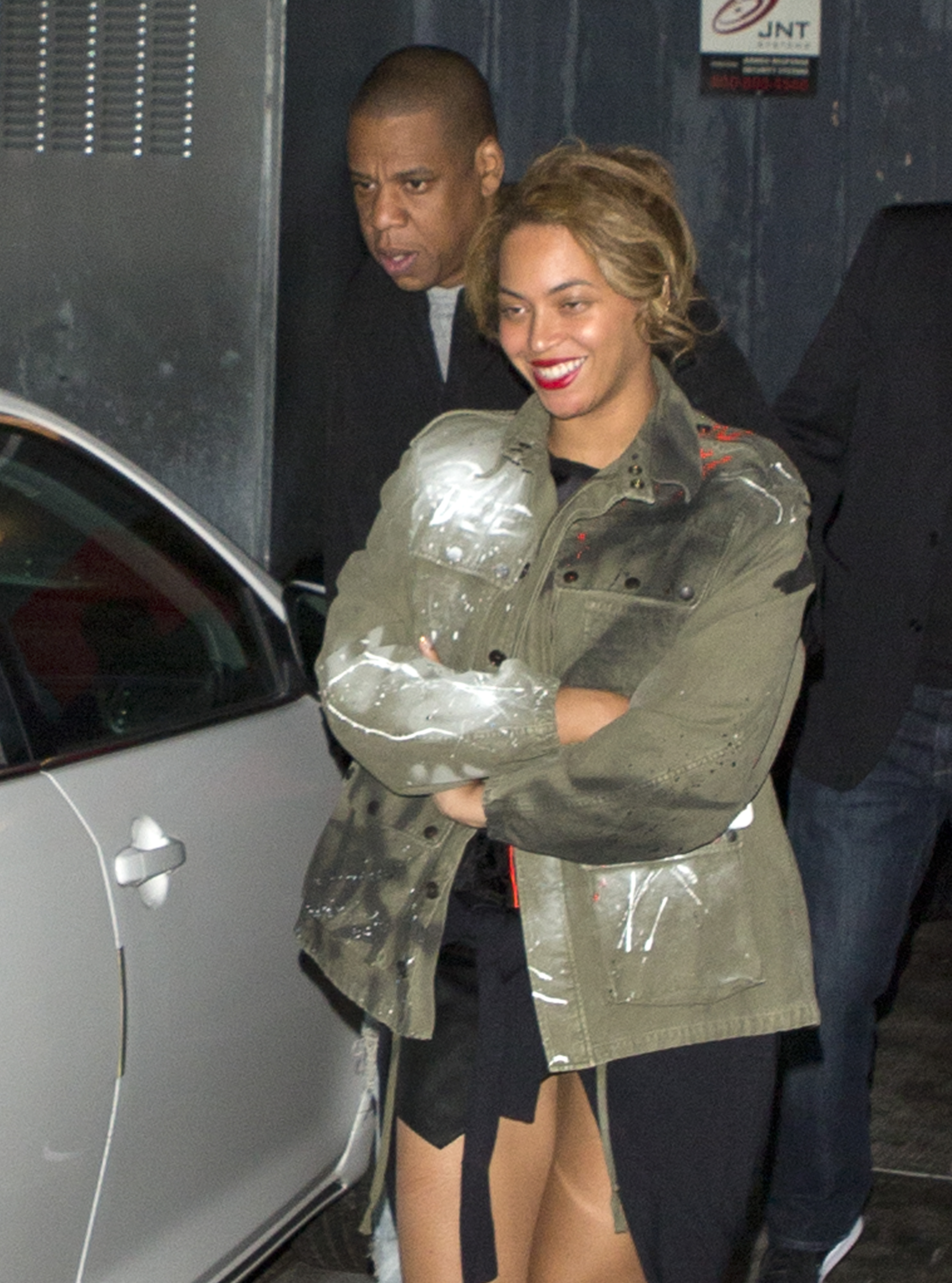 Beyonce and Jay Z pregnancy rumours
