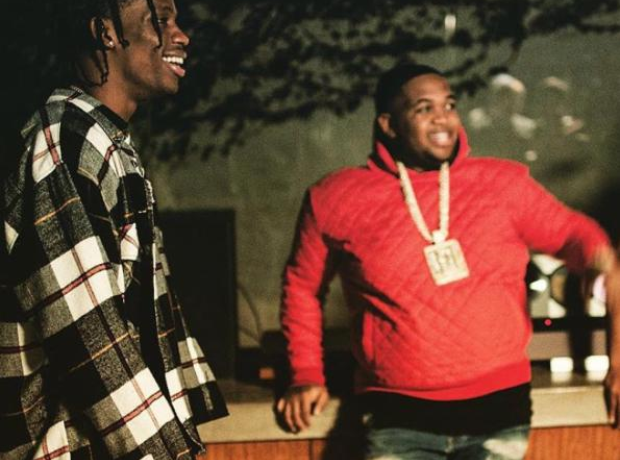DJ Mustard Travis Scott