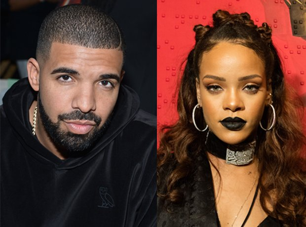 Rihanna Dating Drake
