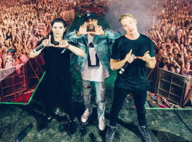 Big Sean Diplo Skrillex I