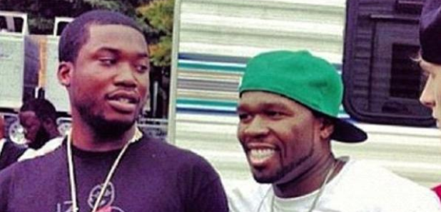 meek mill 50 cent instagram 1453110797 article 0 meek mill takes shots at 50 cent, 50 replies with a series of