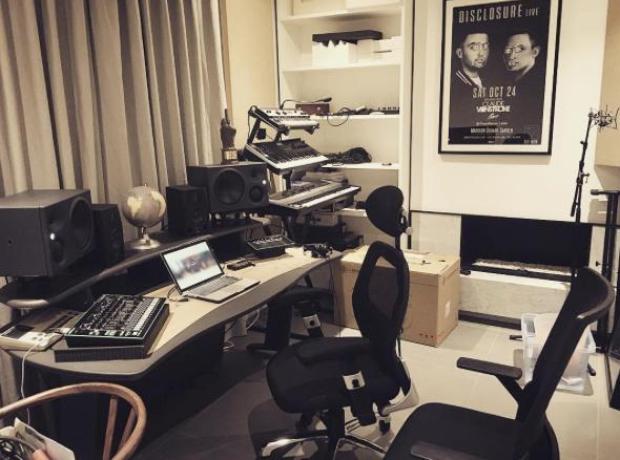 Disclosure Home Studio