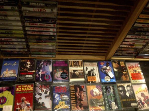 Eminem Tape Collection