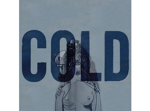 Kanye West Cold Artwork