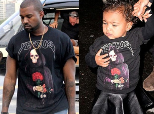 0c560f62 12 Times North West Dressed Like Kanye West Better Than Kanye West -  Capital XTRA