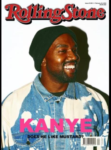 Kanye West Rolling Stone