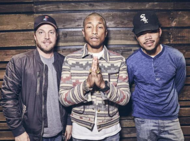 Pharrell Chance The Rapper