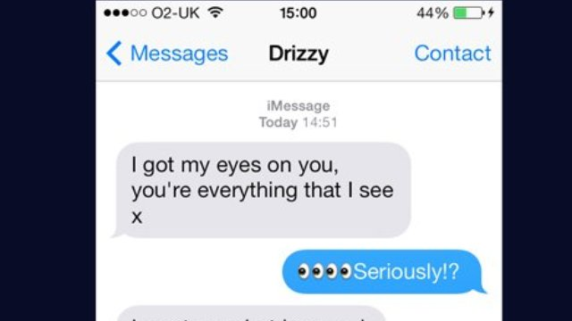 16 Texts That Prove Rap Chat Up Lines Definitely Wouldn T Work In Real Life Capital Xtra