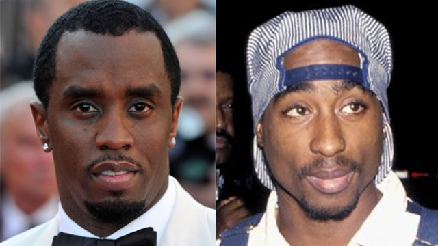 P Diddy And Tupac