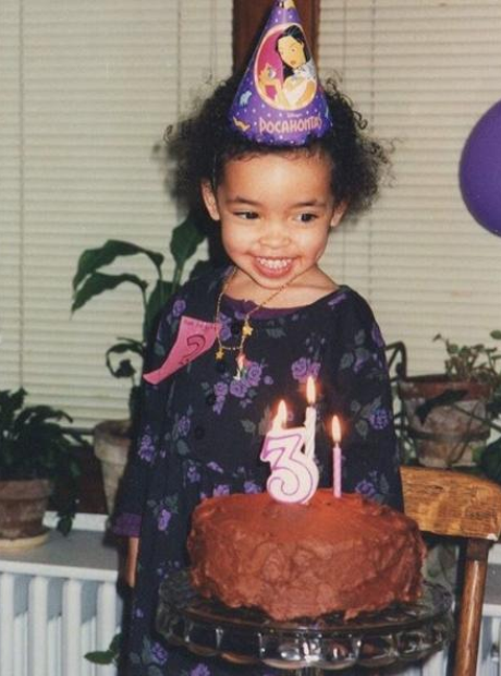 Tinashe Throwback
