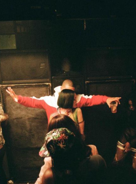 Drake Rihanna dancing