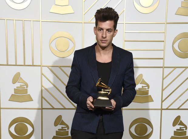 Mark Ronson winners at the Grammy Awards 2016