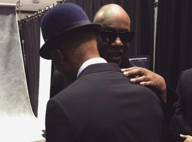 Stevie Wonder Pharrell