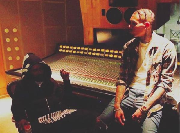 Chris Brown Studio
