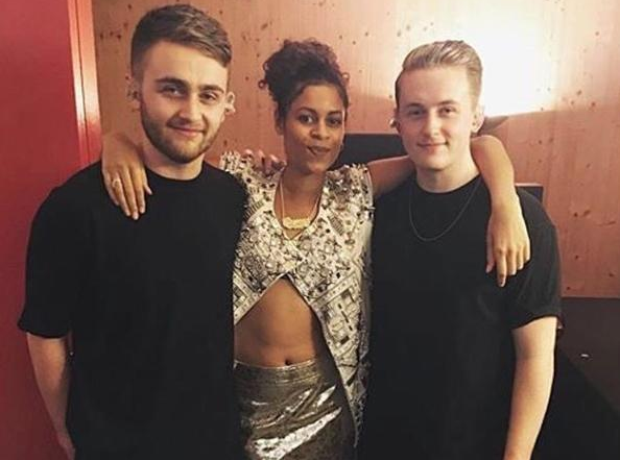 Disclosure stood with Aluna
