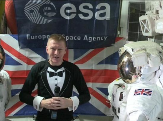 tim peake brit awards twitter