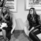 Image 1: Beyonce and Tina Knowles backstage Superbowl 2016