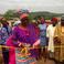 Image 7: Skepta's mum open playground in Nigeria